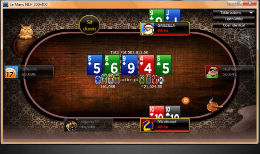 texas holdem real money on iphone