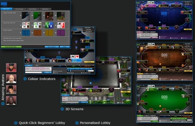 888 poker download virus