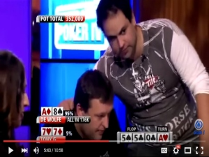 texas holdem no limit drama