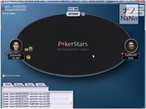 texas holdem no limit heads up nanonoko