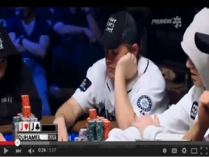 texas holdem poker wsop video