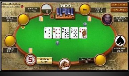texas holdem poker for real money
