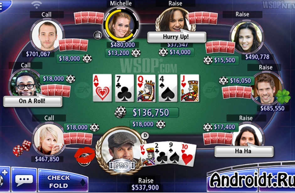 Texas holdem poker online download free