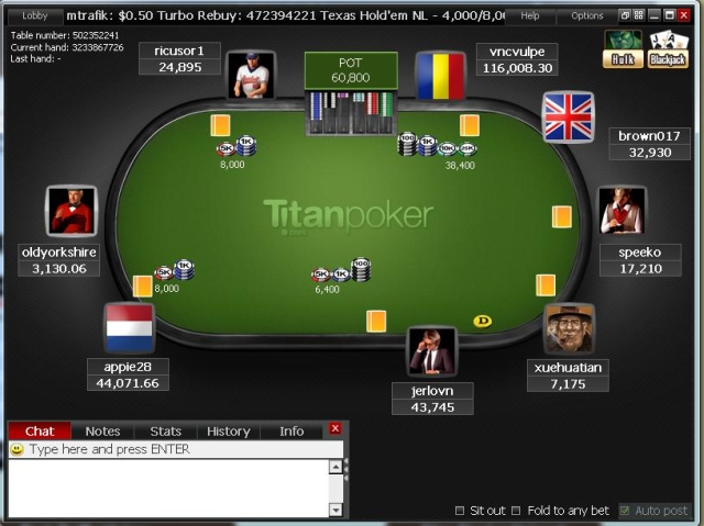 holdem software