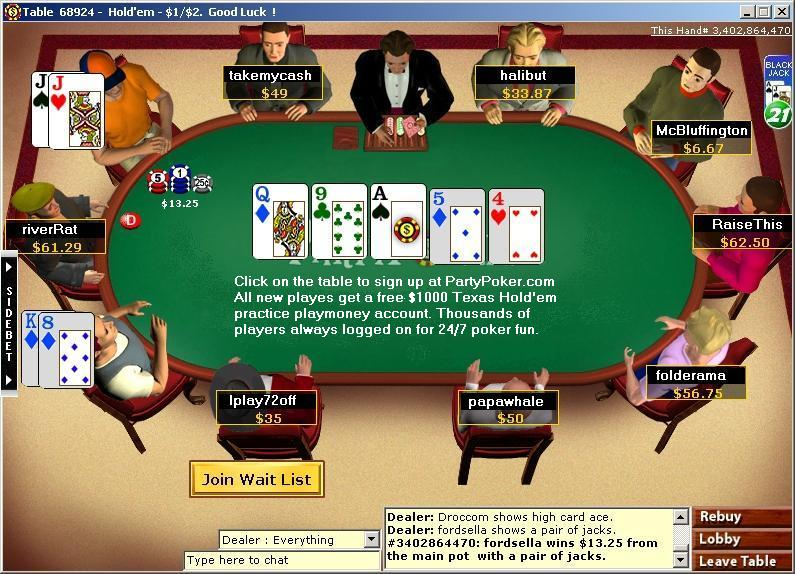 Learn how to play poker: Texas holdem ... - partypoker.com